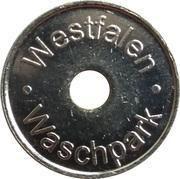 Car Wash Token - Westfalen Waschpark – obverse