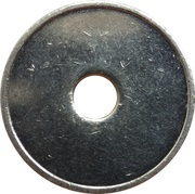Car Wash Token - Westfalen Waschpark – reverse