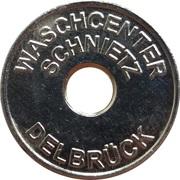 Car Wash Token - Waschcenter Schnietz (Delbrück) – obverse