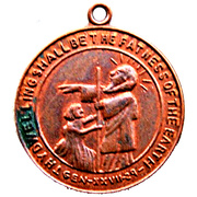 Good Luck Medal - The Home Journal And Home Magazine – obverse