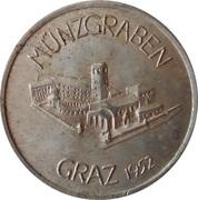 Token - Münzgraben (Graz) – reverse