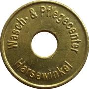 Car Wash Token - Wasch & Pflegecenter (Harsewinkel) – obverse