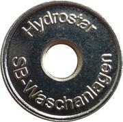 Car Wash Token - Hydrostar (Würzburg) – obverse
