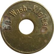 Car Wash Token - SB Wash Kloiber – obverse