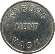 Laundry Token - Mont Vask (Nyborg) – obverse
