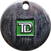 Token - TD Canada Trust – obverse