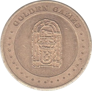 Car Wash Token - Cars (St. Petersburg) – reverse