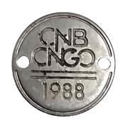 Token - CNB CNGO – obverse
