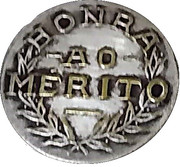 Token - Honor to Merit – obverse