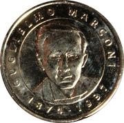 Token - I Grandi Protagonisti del Millennio (Guglielmo Marconi) – obverse