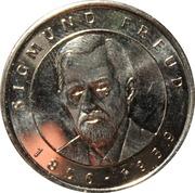 Token - I Grandi Protagonisti del Millennio (Sigmund Freud) – obverse