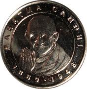 Token - I Grandi Protagonisti del Millennio (Mahatma Gandhi) – obverse