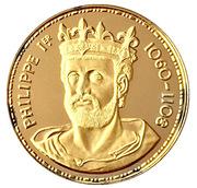 Token - Rois de France (Philippe I 1060-1108) – obverse