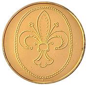 Token - Rois de France (Philippe II 1180-1223) – reverse