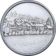 Medallion - City of Eglisau (1100 Year Anniversary) – reverse