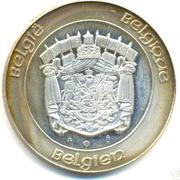 Medal - Baudouin (1930-1993) – reverse