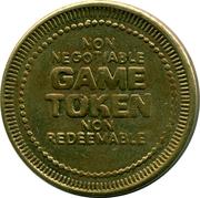 Game Token (No Cash Value; 25 mm) – obverse