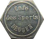 Token - Café des sports (Luxembourg) – obverse