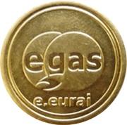 Car Wash Token - Egas – obverse