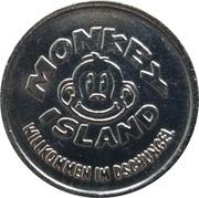 Monkey Taler - Monkey Island (Werl) – obverse