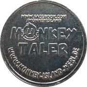 Monkey Taler - Monkey Island (Werl) – reverse