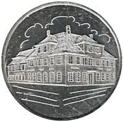 Token - Bank Building Göppingen 75 years – reverse