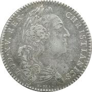 Token - Louis XV (Des Etats de Bretagne ) – obverse