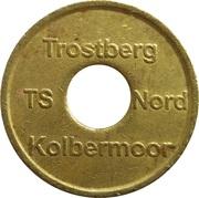 Car Wash Token - Profi Waschpark (Trostberg, Kolbermoor) – reverse