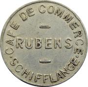 Token - Café du Commerce (Schifflange) – obverse