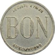 Token - Café du Commerce (Schifflange) – reverse