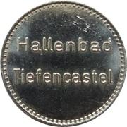 Token - Hallenbad (Tiefencastel) – obverse