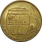 Token - Aloyse Anen Fils Luxembourg (countermarked