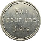 Token - Brasserie Bofferding (Bascharage) – reverse