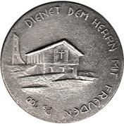 Medal - Evangelische Kirche Landeck Tirol – obverse