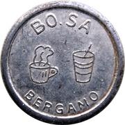 Token - BO. SA (Bergamo) – obverse