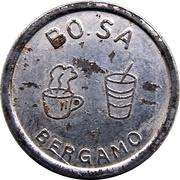 Token - BO. SA (Bergamo) – reverse