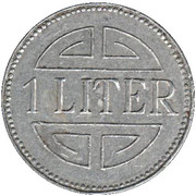 1 Liter - Festwirt Heimer – reverse