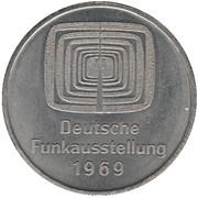 Token - Deutsche Funkausstellung – reverse