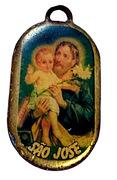 Medallion - St. Joseph – obverse