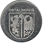 Token - Kreisberufsschulzentrum Aalen (Stainless Steel) – obverse