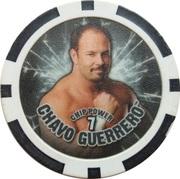 Token - WWE Power Poker Chip (Chavo Guerrero) – obverse