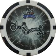 Token - WWE Power Poker Chip (Chavo Guerrero) – reverse