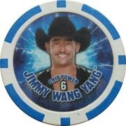 Token - WWE Power Poker Chip (Jimmy Wang Yang) – obverse