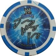 Token - WWE Power Poker Chip (Jimmy Wang Yang) – reverse