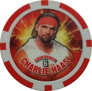 Token - WWE Power Poker Chip (Charlie Haas) – obverse