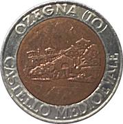 Car Wash Token - Onda (Ozegna, Turin) – obverse