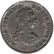 Replica - Maria Theresia 1760 – obverse