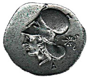 Replica - Greek Cultural Journey (Stater, Korinth 380 BC) – reverse