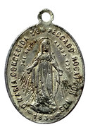 Religious Medal - Miraculous Medal of Our Lady of Grace – obverse