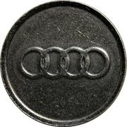 Token - Audi – obverse